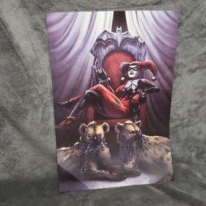 Harley Quinn artwork